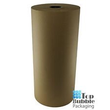 Kraft Paper Roll 50GSM Brown - 450mm x 450m Packaging Paper Rolls Void Filler