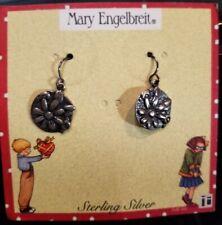 Mary Engelbreit Earrings Flower New