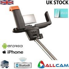 L'originale PIC bastone allungabile wireless bluetooth Selfie bastone con SPECCHIO AUTO