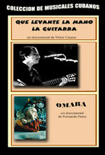 Cuban movie-Silvio Rodriguez/Omara.Cuba.Musica.DVD.Music.Old and New.Documental.