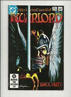 Warlord  #69  NM-