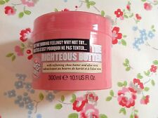 ⭐️SOAP AND & GLORY⭐️THE RIGHTEOUS BUTTER 300ml⭐️Moisturiser Body SHEA CREAM
