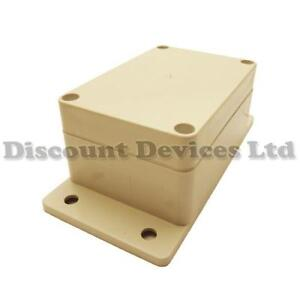 100x70x50 Sealed IP65 Waterproof ABS Electric / Electronic Enclosure Box