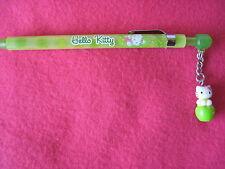 Sanrio Hello Kitty Ballpoint Pen G-APPLE Black Vintage Collectible 1976/2002 NEW