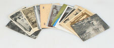 SET OF FIVETEEN ORIGINAL VINTAGE POSTCARDS OF VARIOUS LOCATIONS