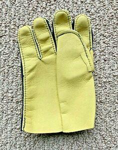 Nash Horsehide Leather Goalie Blocker Palm! Hockey Goal Glove Replacement INT