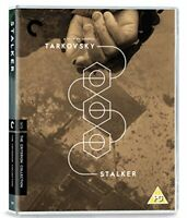 Stalker [THE CRITERION COLLECTION] [Blu-ray] [2017] [DVD][Region 2]