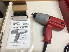 """New Milwaukee 9069 1/2"""" Square Drive Impact Wrench Kit NOS USA Amstar"""