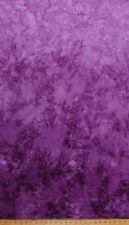Hoffman 1895-236 Tanzanite Watercolor Hand-Dyed Batik Priced Per ½ yard