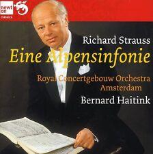 Bernard Haitink, R. Strauss - Eine Alpensinfonie [New CD]