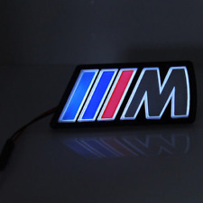BMW Kühlergrill Emblem LED Auto M Performance Power Beleuchtetes Logo DRL