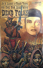On the Far Side with Dead Folks #2 NM- 1st Print Free UK P&P Avatar Comics