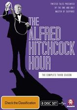 THE ALFRED HITCHCOCK HOUR - COMPLETE SEASON 3 -  DVD - REGION 4 - Sealed