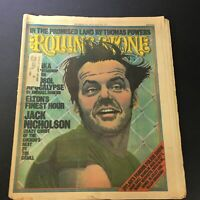 VTG Rolling Stone Magazine December 4 1975 - Jack Nicholson by Tim Cahill