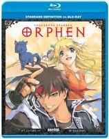 Orphen Blu-ray