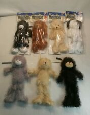☆ NEW LOT 7 Ganz Marionettes String Plush Puppet Various characters 9 inch F/S