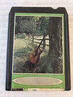 CHARLIE RICH VERY SPECIAL LOVE SONGS 8 TRACK CASSETTE TAPE (TESTED WORKS GREAT!)