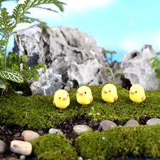 Cute Mini Miniature Chick Crafts Ornament Fairy Garden Animal Home Decoration