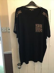 Frank Usher Black Top Chest Up To 50 Ins