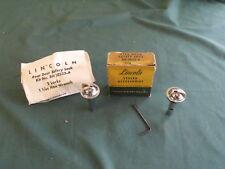 NOS 1954 1955 1956 Mercury Door Safety Locks 56 55 54