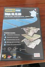 MEMORY MAP  - DEPT 16 - 17 - 86  PAYS DE LOIRE   / cartographie IGN  1/25000 ème
