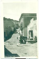 Guanajuato, Calle de San Cristóbal; Mexico