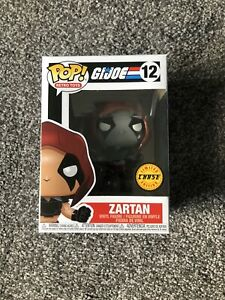 Funko Pop! Zartan Chase GI Joe Retro Toys 12