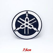 Yamaha Tuning Motorcycle Classic Racing Embroidered Iron sew on patch #421