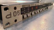 JÜNGER d05 Transmission Processor/Optimod