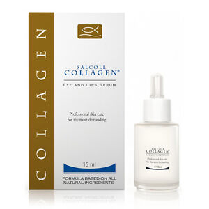 Natural Collagen Eye and Lips Anti Aging Serum Instant Tightening - 15 ml