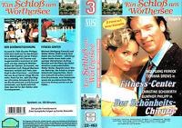 (VHS) Ein Schloß am Wörthersee -Folge 3 -Roy Black, Wolfgang Fierek, Eddi Arent