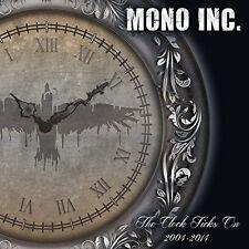 Mono Inc. - Clock Ticks on 2004-14 [New CD] Germany - Import