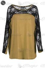 Camicia da donna floreale elasticizzato