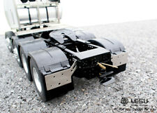 LESU 1/14 Benz 3363 RC 8*8 Metal Heavy-duty Chassis 4 Axle Tractor Truck Model