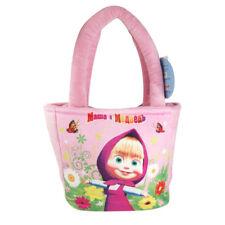 ROSA Kinder Tasche Mascha und der Bär 20 cm weich kuschelig masha i medved Pink