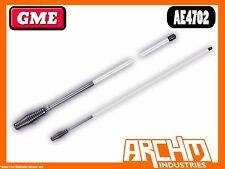 GME AE4702 UHF 1040 MM RADOME WHITE ANTENNA 477 MHZ 6.6 DBI