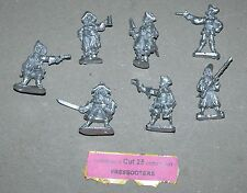 Wargames Foundry Cutthroat Pirates CUT25 Freebooters