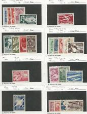 Brazil, Postage Stamp, #802/867 Mint Nh, 1955-58, Jfz