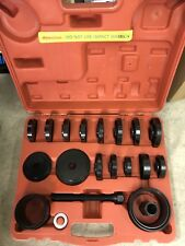 OMT carbon steel HRC25 Front Wheel Drive Bearing Removal & Installation Tool Kit