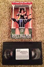 Don't Tell Mom the Babysitter's Dead (1991) - VHS Video Tape - Comedy- Applegate