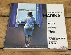 MARIA BAYO - Arrieta: Marina - 2 CD - **Great Condition**