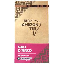Rio Amazon Pau D'arco 2000mg 40 Tea Bags