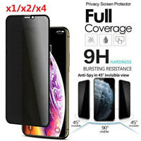 For iPhone 12 Pro Max 12 Mini Privacy Anti-Spy Tempered Glass Screen Protector