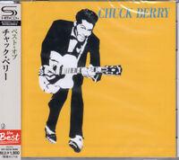 CHUCK BERRY-THE BEST OF CHUCK BERRY-JAPAN SHM-CD D50