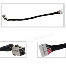 DC For Toshiba Satellite P70 P75 AC DC Power Jack Harness Plug In Cable DD0BDAAD