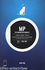 The Manhattan Projects #21 Comic Book 2014 - Image