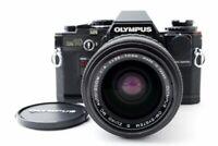 Olympus OM10 Body w/Zuiko MC AUTO ZOOM 35-70mm F/4 Lens w/Manual Adapter [Exc+]