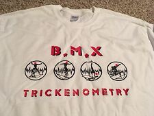 Old School BMX style 80's Freestyle Tribute T-shirt