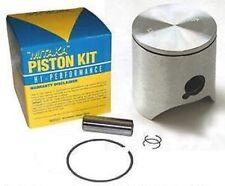 KAWASAKI KX125 1995 1996 1997 54mm perforé Mitaka Kit Pistons ROULEMENT inclus