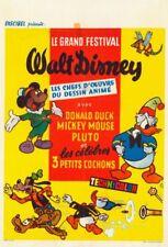 Affiche -  GRAND FESTIVAL WALT DISNEY (le) - 36x56cm